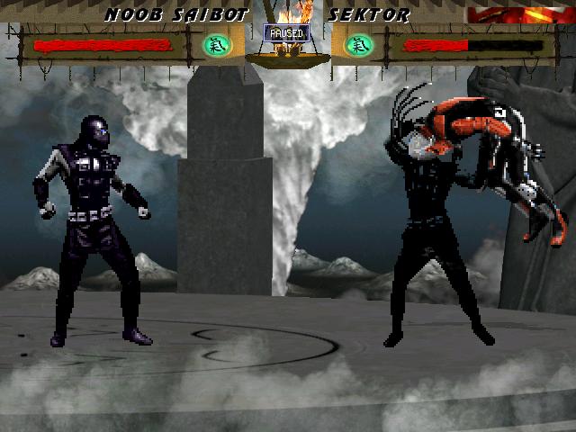 Mortal Kombat 9 MUGEN v20 2012ENGЛицензия